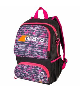 Grays GX50 Rucksack Junior Camo Pink