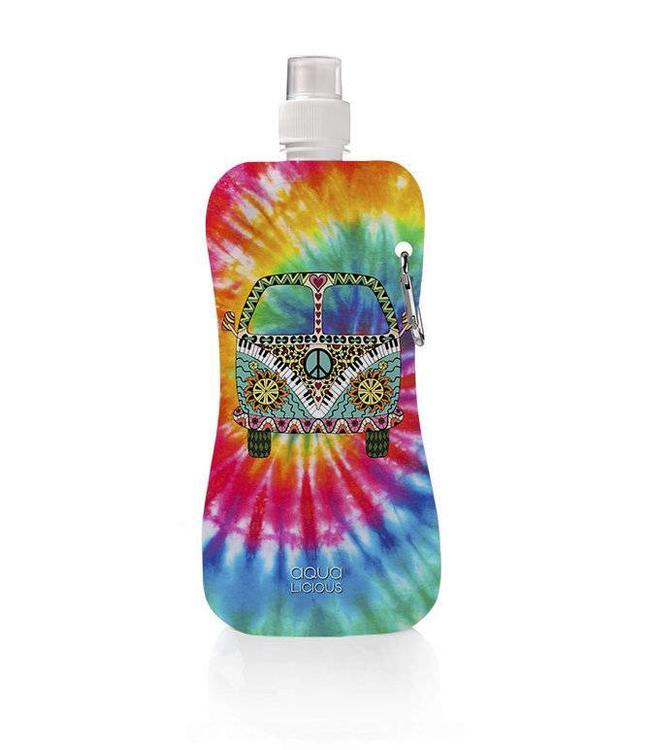 Aqua Licious Happy Hippie