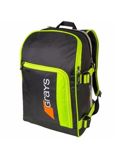 Grays GR500 Backpack Black/Neon Yellow