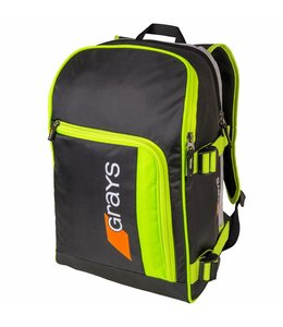 Grays GR500 Backpack Black/Neon Yellow