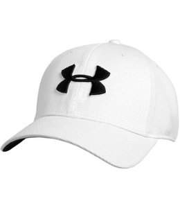 Under Armour Blitzing II Cap Weiß