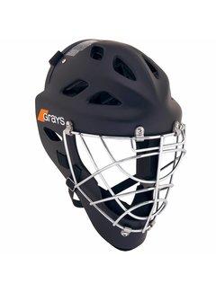 Grays G600 Helmet Black/Chrome