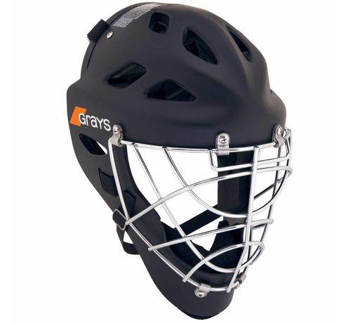 Grays G600 Helm Schwarz/Chrome