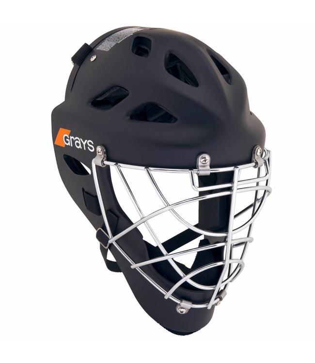 Grays G600 Helm Zwart/Chrome