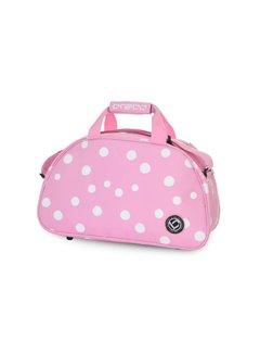 Brabo Shoulderbag Polka Dots Pastel Pink