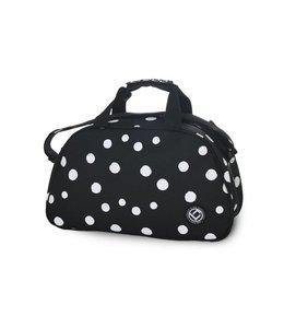 Brabo Shoulderbag Polka Dots Zwart