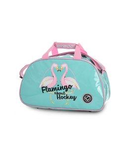 Brabo Shoulderbag Flamingo Mint Blau