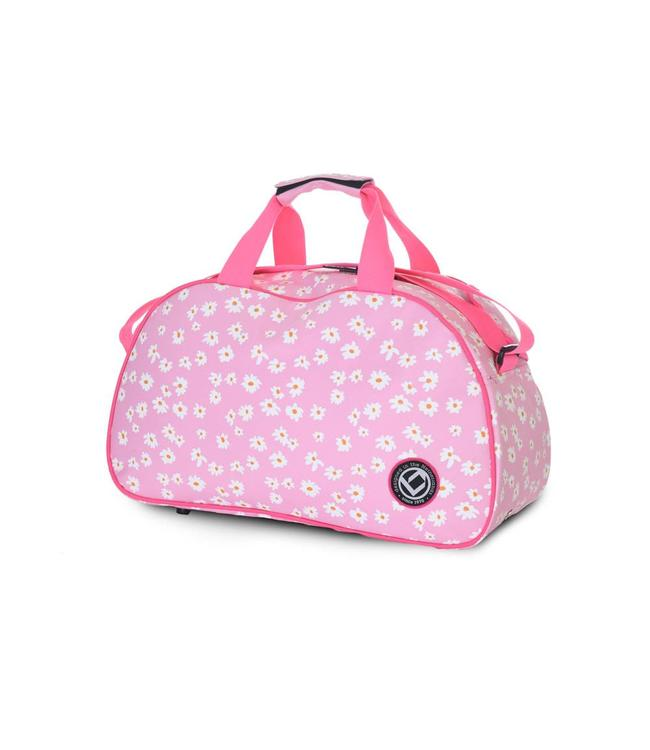 073eab57d0a Brabo Shoulderbag Daisies Pink hockeybag, order now! - Hockeypoint