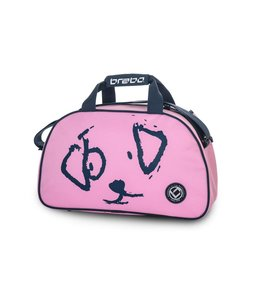 Brabo Shoulderbag Dog Face Pink