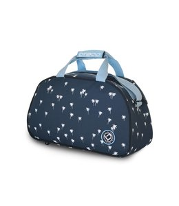 Brabo Shoulderbag Palms Navy