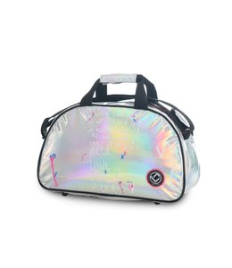 Brabo Shoulderbag All we need is Silber