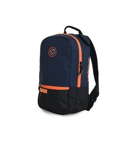 Brabo Backpack Team TC Blauw/Zwart/Oranje