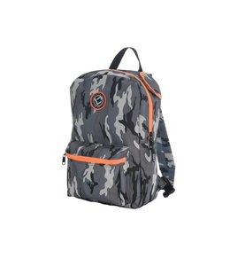Brabo Backpack Storm Camo Oranje