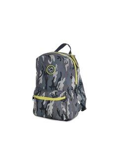 Brabo Backpack Storm Camo Yellow