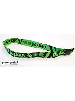 Osaka Bracelet Groen/Zwart/Groen