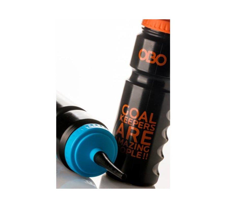 Goalie Water Bottle Blauw