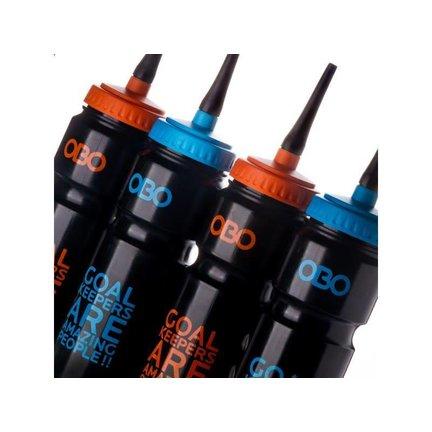 Trinkflaschen speziell für Hockeytorwärte mit extra langem Stroh