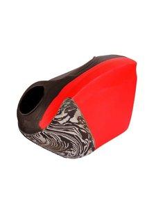 Obo ROBO Hi-Rebound Handprotector Red/Black Right