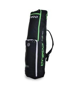 Brabo Stickbag Team TC Black/Green
