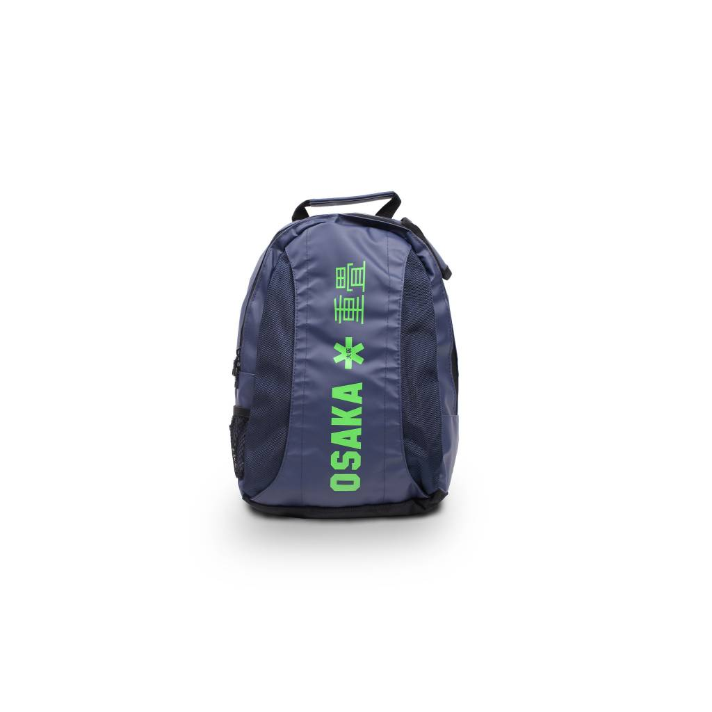 b989b6ceed0 Osaka SP Junior Backpack – Navy/Groen hockeytas kopen? - Hockeypoint