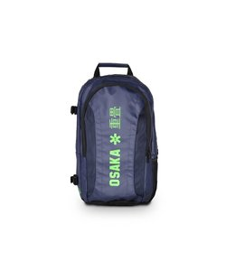 Osaka SP Large Backpack – Navy/Groen