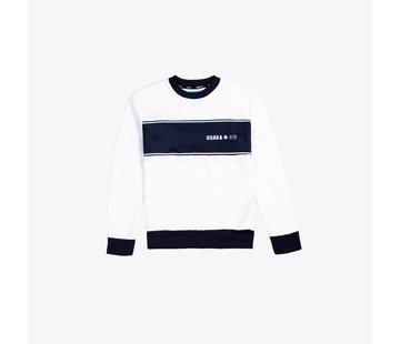 Osaka Deshi Sweater Retro Navy