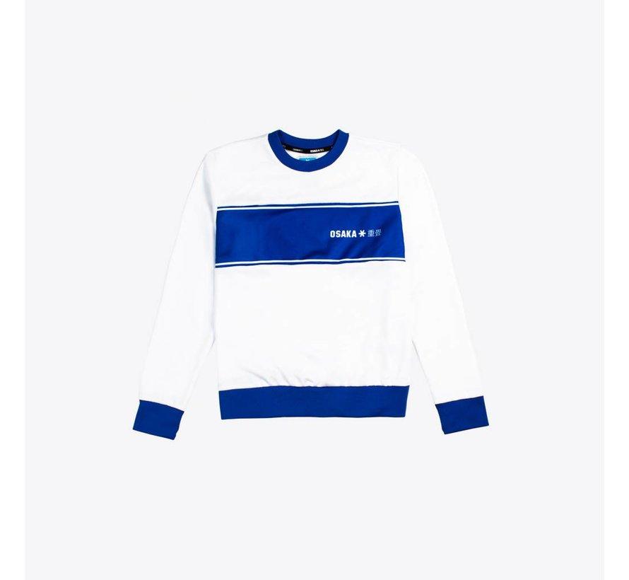 Deshi Sweater Retro Royal