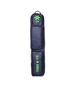 Osaka SP Medium Stickbag – Navy/Grün
