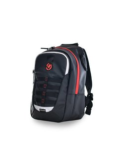 Brabo Backpack JR TeXtreme Black/Red