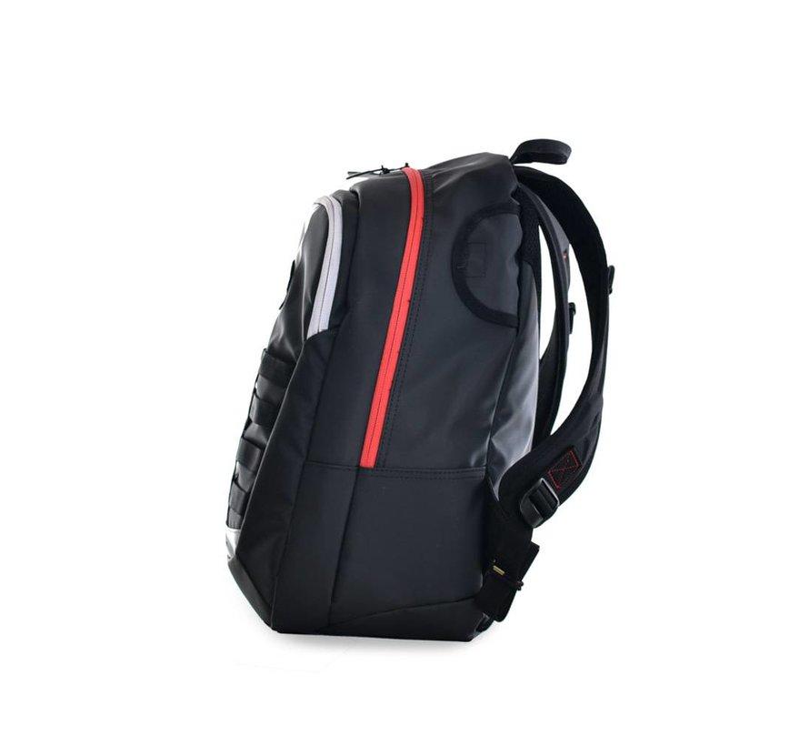 Backpack JR TeXtreme Zwart/Rood