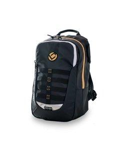 Brabo Backpack JR TeXtreme Zwart/Goud