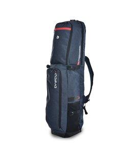 Brabo Stickbag Traditional Denim Blauw/Rood