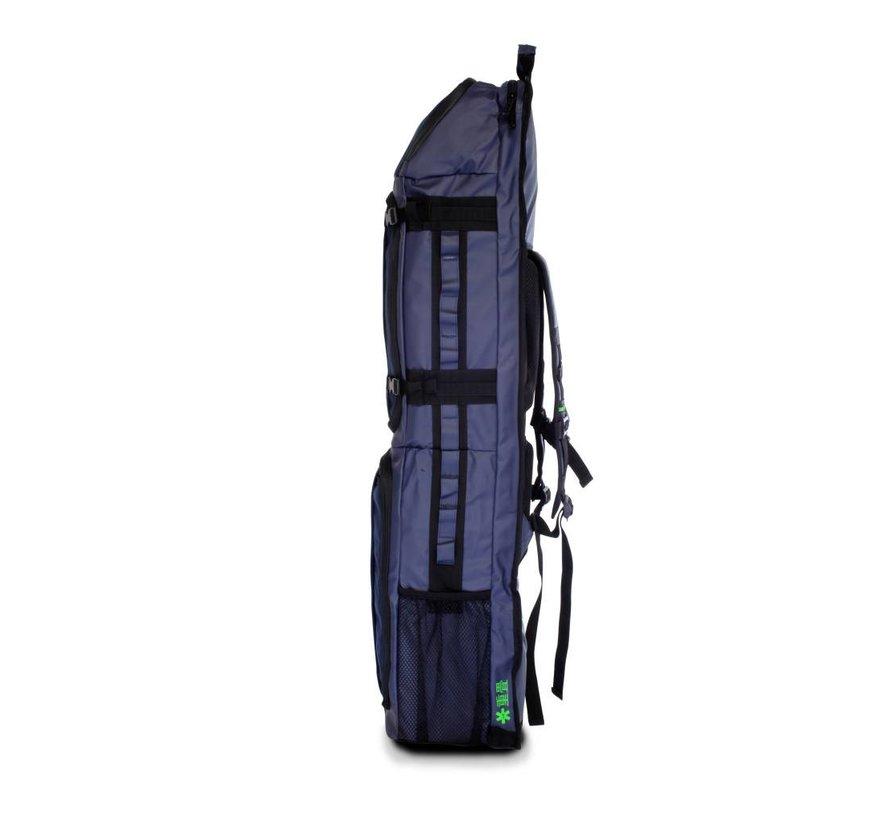 SP Large Stickbag – Navy/Groen