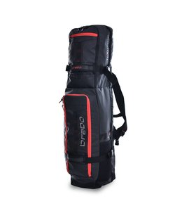 Brabo Stickbag TeXtreme Black/Red