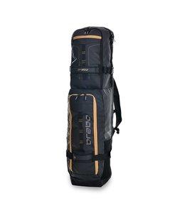 Brabo Stickbag TeXtreme Schwarz/Gold