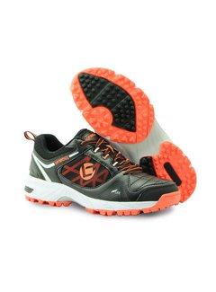 Brabo Tribute Hockey Shoe Black/Orange