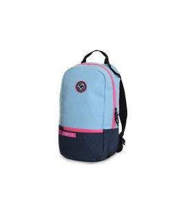 Brabo Backpack Team TC Blauw/Roze