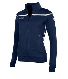 Reece Varsity TTS Top FZ Ladies Navy/Wit