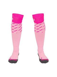 Reece Curtain Socks Pink