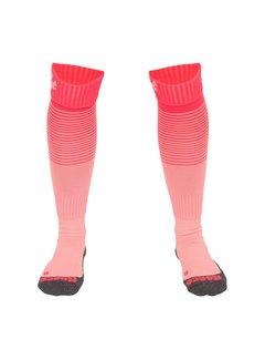 Reece Curtain Socks Diva Pink/White