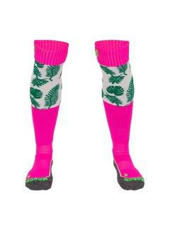 Reece Curtain Socken Grün/Pink