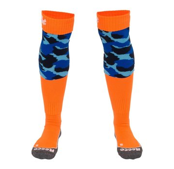Reece Curtain Socken Blau/Orange