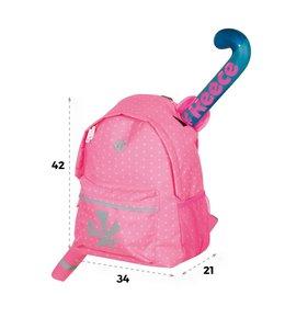 Reece Northam Backpack Roze/Zilver