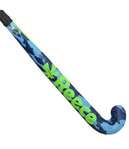 Reece RX90 Junior Hockeystick Royal/Groen