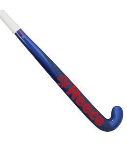 Reece IX97 Indoor Hockeystick Royal/Rood