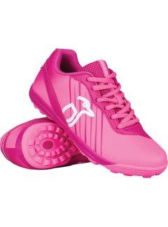 Kookaburra Hockeyshoes Junior Neon Pink