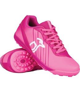 Kookaburra Hockeyschuhe Junior Neon Pink