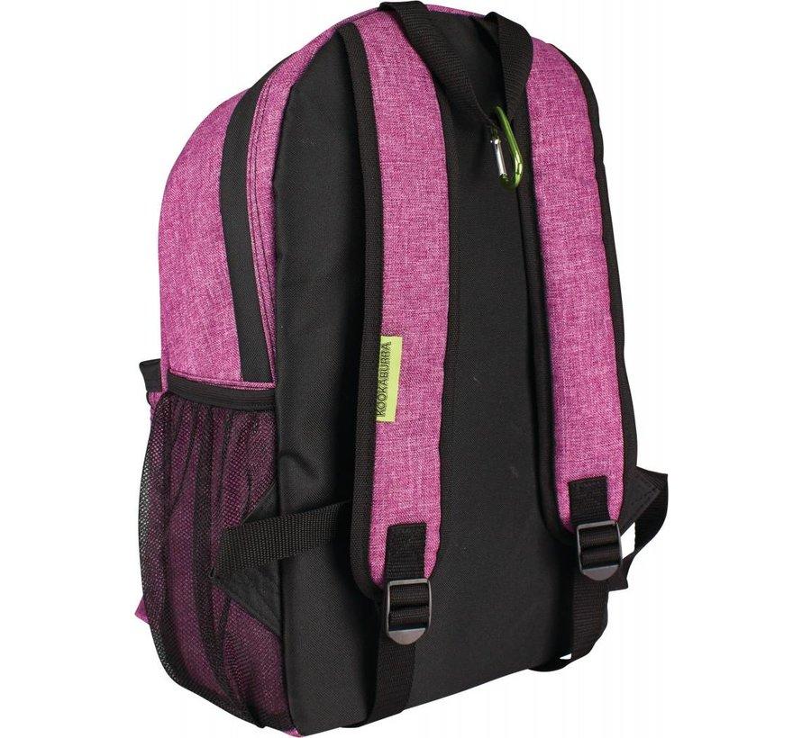 Strobe Backpack Pink
