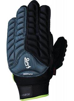 Kookaburra Team Siege Glove LH Grau