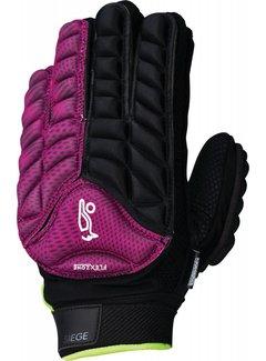 Kookaburra Siege Glove LH Pink